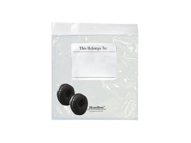 Hamilton Electronics Vcom HEC5079 Refresh Kit With Leatherette Ear Cushions And Bag