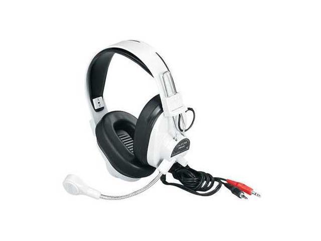 Califone International 2964AV Mono Boom Microphone Headset