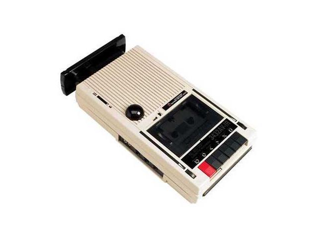 Califone International 3432IR Infrared Cassette Recorder-Player With 7 Headphone Jacks