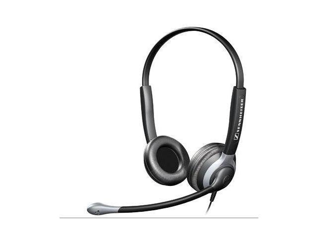 Sennheiser Electronic CC540 Binaural Headset Large Ear Cap