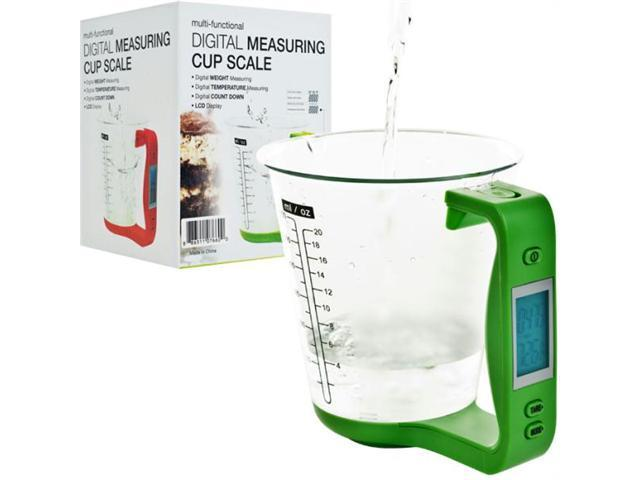 82-536C Chef Buddy Digital Detachable Measuring Cup Scale