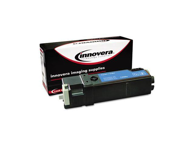 Innovera D1320C D1320C Compatible High-Yield Toner- 2-000 Page Yield- Cyan