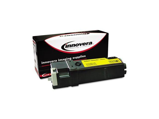 Innovera D2130Y D2130Y Compatible High-Yield Toner- 2500 Page-Yield- Yellow