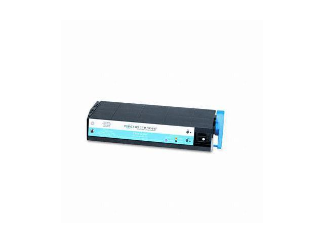 Media Sciences MS7000C Cyan High Capacity Cartridge