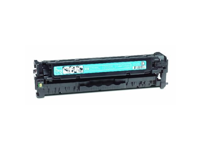 compatibles-500 Series 500-CC531A Cyan Toner Cartridge (OEM # HP CC531A, 304A) 2,800 Page Yield