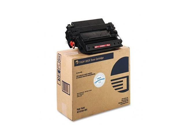 02-81136-001 4250/4350 High Yield MICR Toner Secure Cartridge (20,000 Yield) (Compatible with HP LaserJet 4250/4350 Printers, HP Toner OEM# Q5942X)