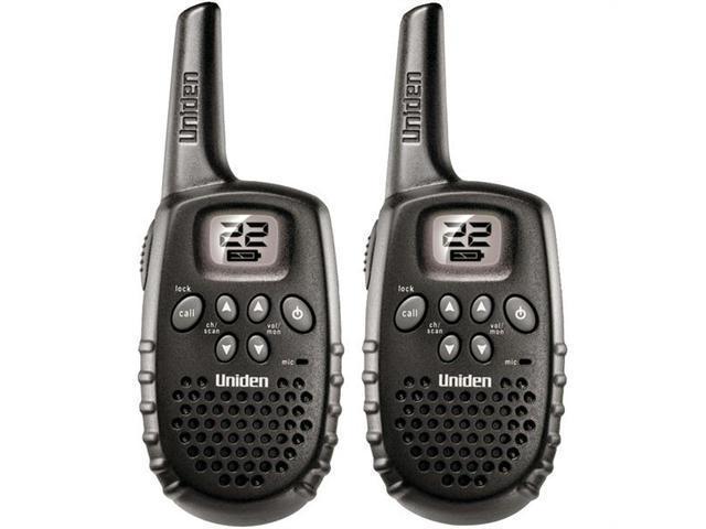 Uniden GMR1635 16-Mile Range 2-Way Frs-Gmrs Radios