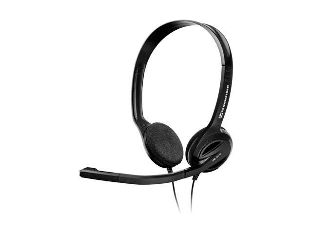 Sennheiser Electronic PC31II Over the Head PC Headset