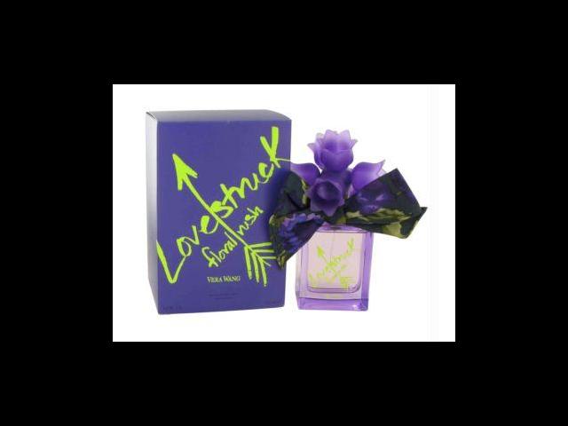 Lovestruck Floral Rush by Vera Wang Eau De Parfum Spray 3.4 oz