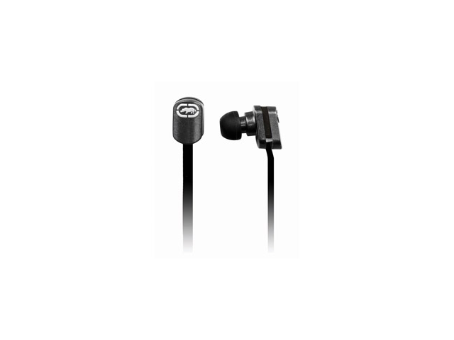 Cellular Innovations EKULCEBK Ecko Lace Ear Buds with In-Line Mic Black