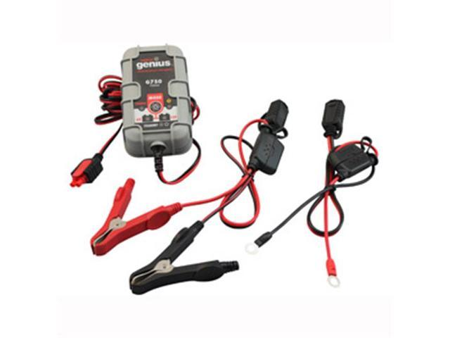 All Power Supply G750 750 mA Battery Charger 6V or 12V