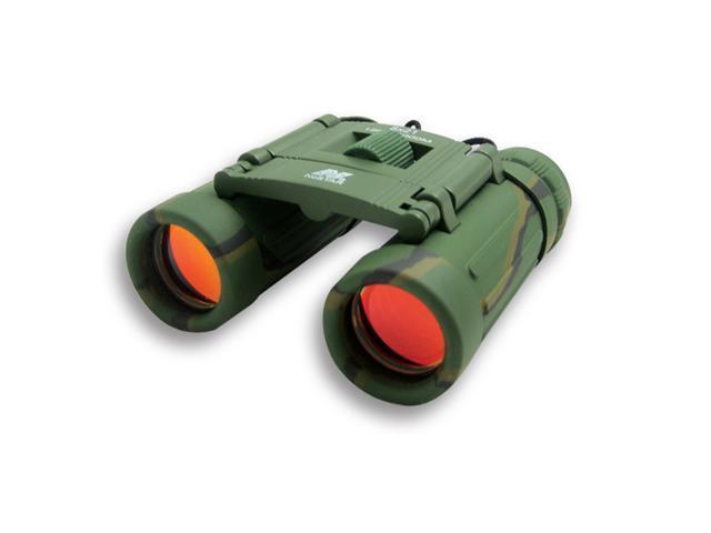 NcSTAR Compact Binocular - 8x21 DCF Camo. Monocular-Ruby