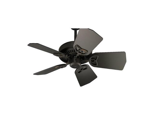 Craftmade PI30OB 29 Inch Max Air Ceiling Fan - Oiled Bronze- Blades Sold Separately- Blades are Not Included