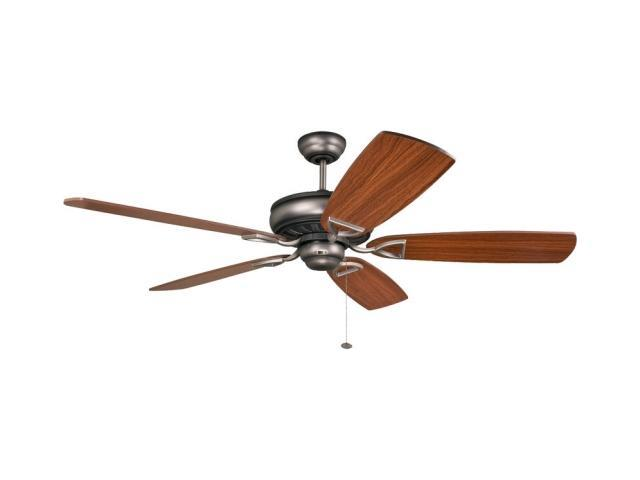 Craftmade International SUA56AND5 Supreme Air 56 in. Ceiling Fan - Antique Nickel