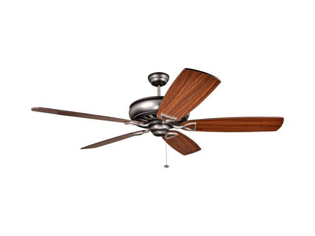 Craftmade International SUA62AND5 Supreme Air 62 in. Ceiling Fan - Antique Nickel