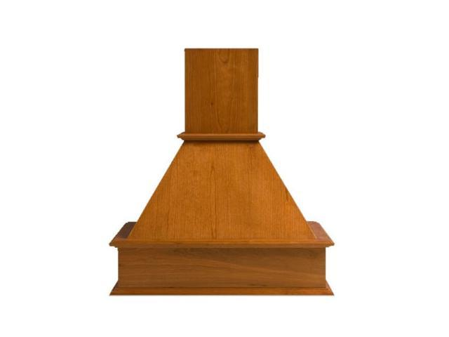 Hardware Distributors QNPR2130SMB1OUF1 30 in. Wide Straight Signature Range Hood - Red Oak