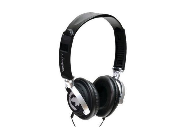 DigiPower EKU-MTN-BK Ecko Over The Ear Headphones
