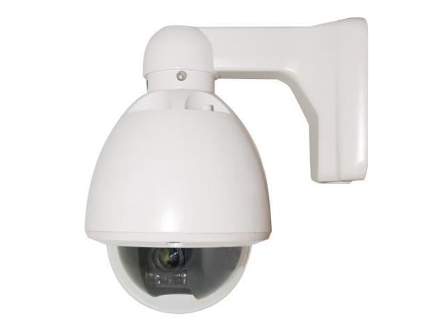 Homevision Technology SEQ7601 SeqCam Vandal-Weatherproof Mini Speed Dome Security Camera with 1-3 in. SONY CCD-700 TVL-4 - 9mm Lens