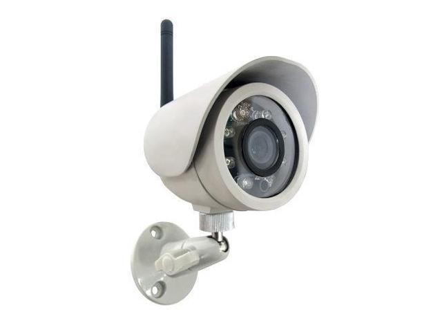 KJB Security Products C1194 DIGITAL WIRELESS IR CAMERA