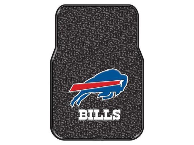 Northwest NW-1NFL343000003RET Buffalo Bills Set of Rubber Floor Mats