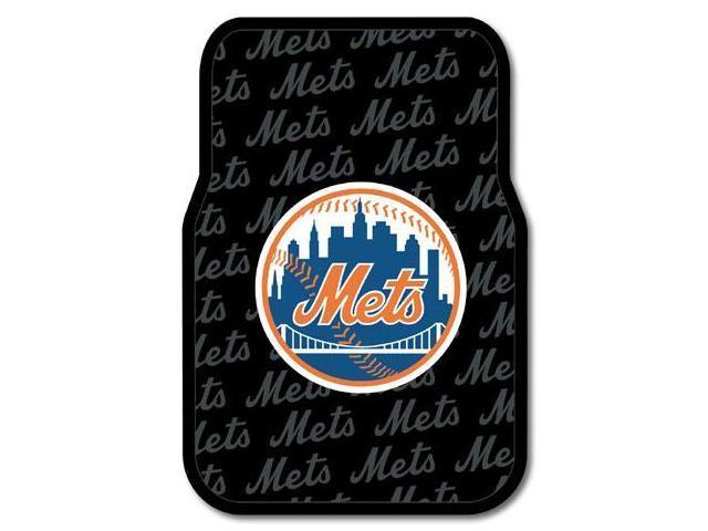 Northwest NW-1MLB343000019RET New York Mets Set of Rubber Floor Mats