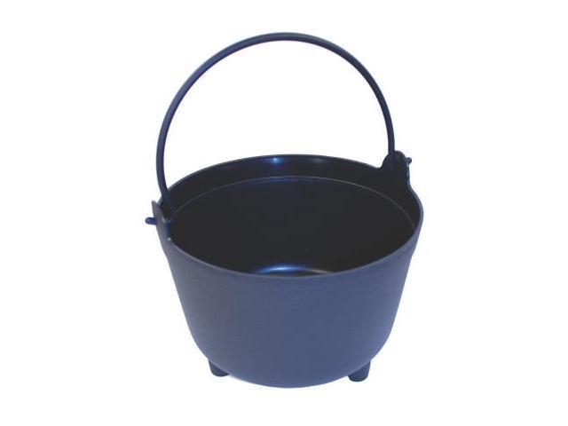 Novelty Mfg Co Antique Kettle- Black 9 Inch - 48098