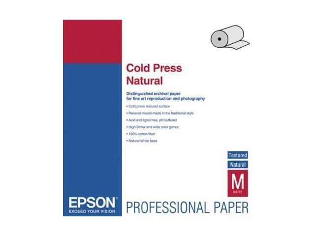 Epson Cold Press S042304 Fine Art Paper - 24