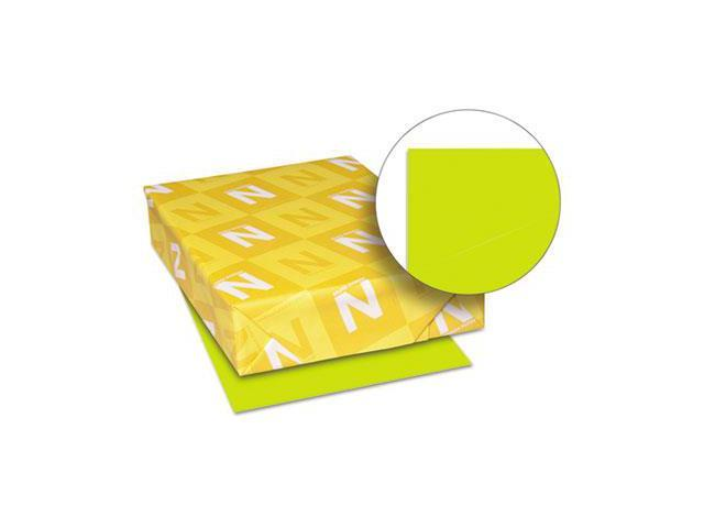 Wausau Papers 22583 Astrobrights Colored Paper, 24lb, 11 x 17, Terra Green, 500 Sheets-Ream