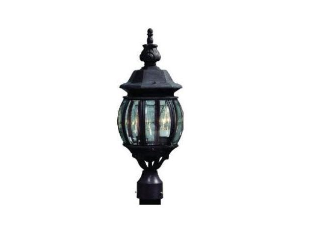 Artcraft Lighting AC8363WH Classico 8 in. x 20 in. 3 Light Outdoor Lighting - White