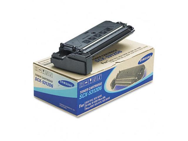 Samsung SCX5312D6 Toner Cartridge- Black