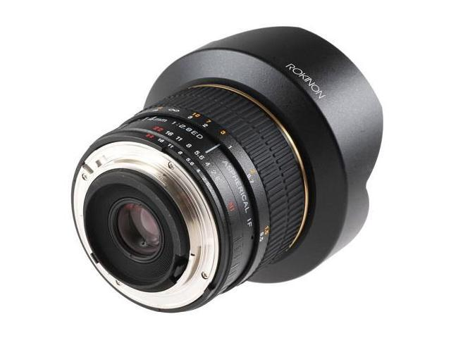 Elite Brands FE14M-O Rokinon 14mm F2.8 Ultra Wide Angle Lens for Olympus Four Thirds