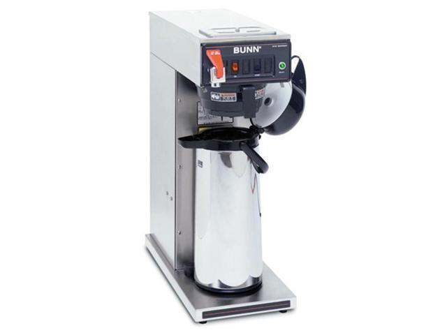 BUNN 23001.0052 Airpot Coffee Brewer Thermo Fresh 35-APS W/GOURMET InchC Inch Stainless Steel Funnel