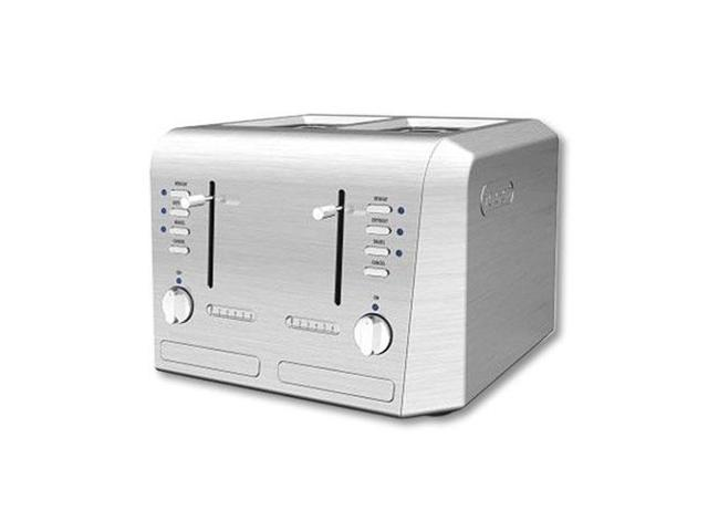 DeLonghi D755 DeLonghi Stainless Steel Toaster with 6 Setting Thermostat