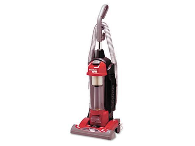 Electrolux Sanitaire SC5845B Sanitaire True HEPA Commercial Bagless/Cyclonic Upright Vacuum- Red