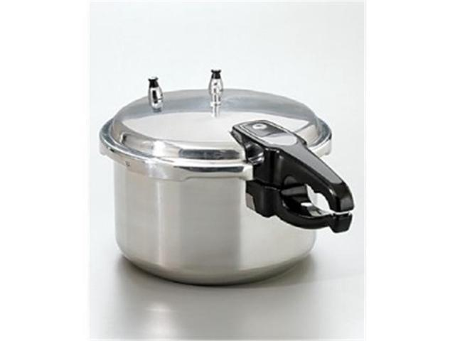 MBR Industries BC-61421 4 Quart Aluminum Pressure Cooker