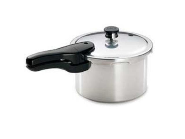 National Presto Industries 01241 4-Quart Aluminum Pressure Cooker