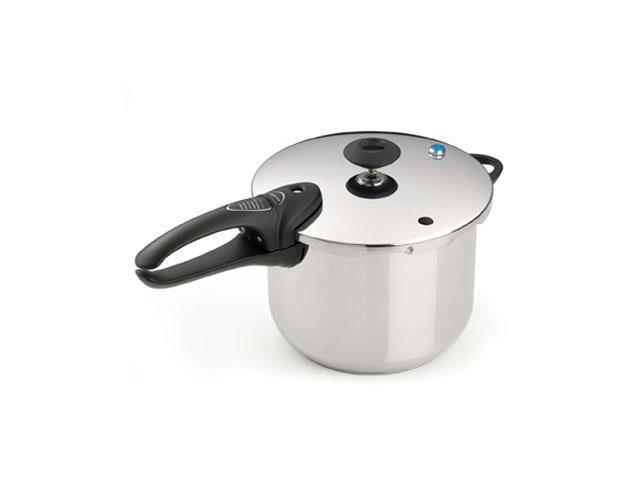 6 Qt. S-s Pressure Cooker Delx