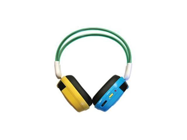 Bravo View Ih09Ab Wireless Headphones Ir Automotive For Kids