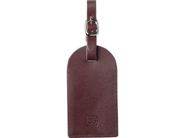 Go Travel 159 Labels For Luggage - Brown