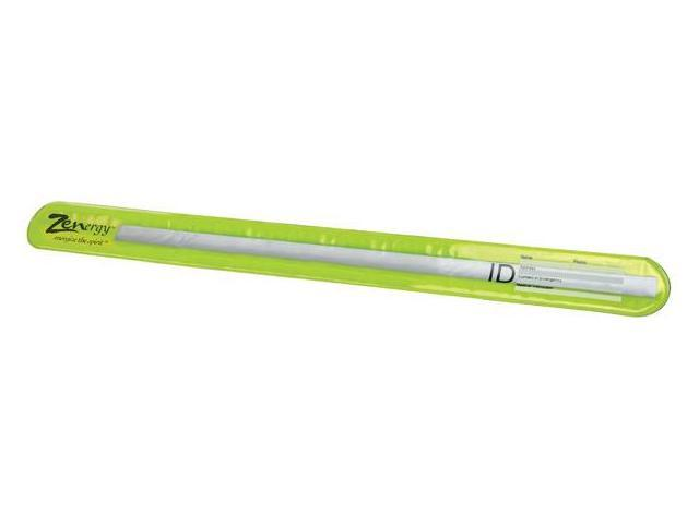 AGM Group 78845 Premium Reflective Snapbands with ID - Yellow
