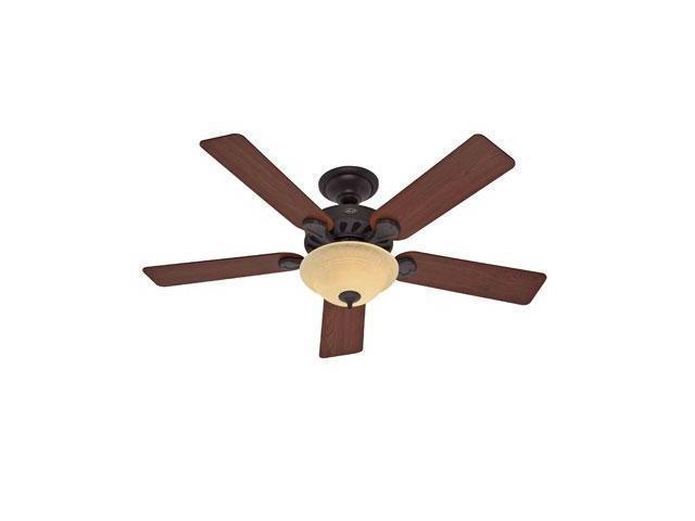 Hunter Fan Company 53086 52 in. 5 Min Ceiling Fan Bronze