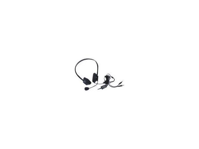 Taa Products Llc. Taa Compliant Deluxe Computer Stereo Headset With Boom Microphone, Built-in Volu