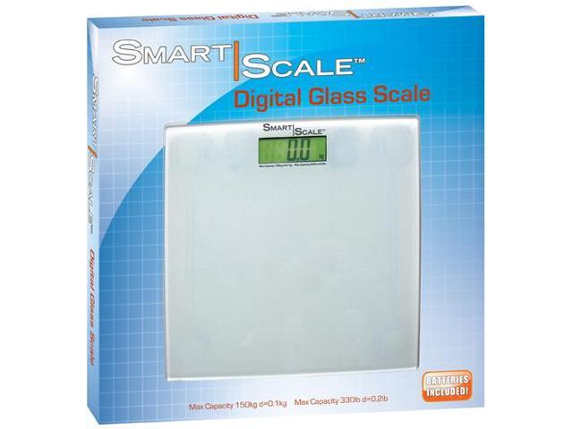 Bulk Buys Digital Glass Scale - Pack of 8