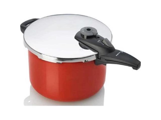 Fagor America 918010098 Cayenne Pressure Cooker- 8 qt