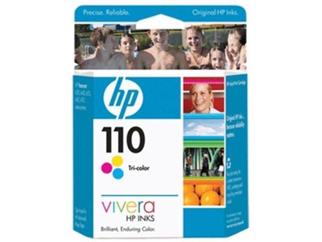 HP Inkjet Cartridge Tri-Color No.110