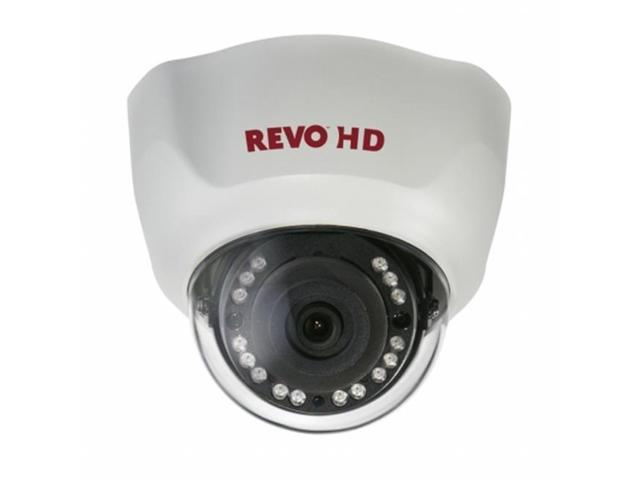 Revo America Rchd24-1 2 Megapixel Hd Indoor Dome Camera