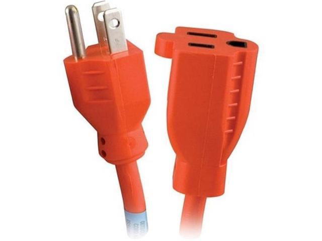 Jasco 51923 Grounded Indoor/Outdoor Extension Cord