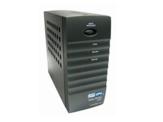 Opti UPS VS575C BLK 575VA 345W 6-Outlet RJ11 RJ45 Black