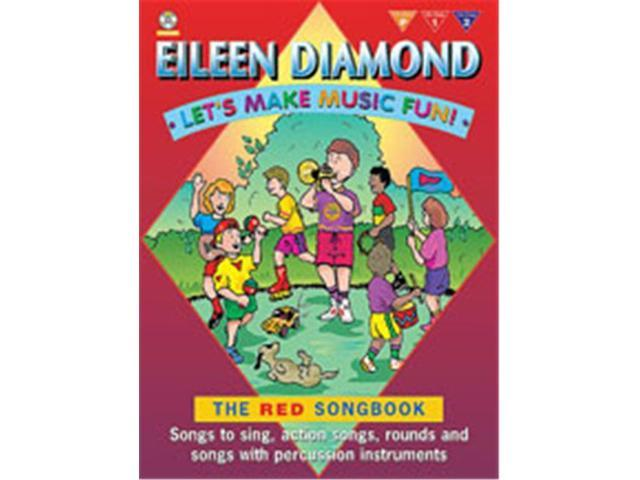 Alfred 55-10074A Let s Make Music Fun Red Book - Music Book