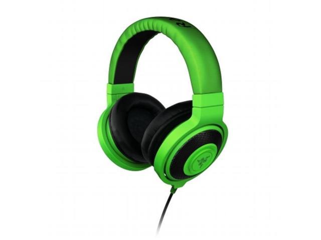 Kraken Analog Music and Gaming Headphone - Green